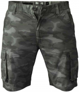 Short Cargo Camouflage Jungle de 42US à 56US