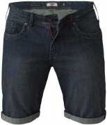 Short stretch bleu denim de 42US à 56US