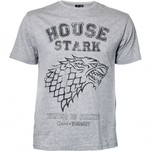 XXL4YOU - t-shirt replika jeans game of thrones mélange de gris  3xl à 8xl