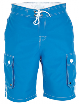 XXL4YOU - short piscine bleu azur de xxl à 8xl
