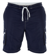 XXL4YOU Short Piscine bleu marine de XXL à 8XL