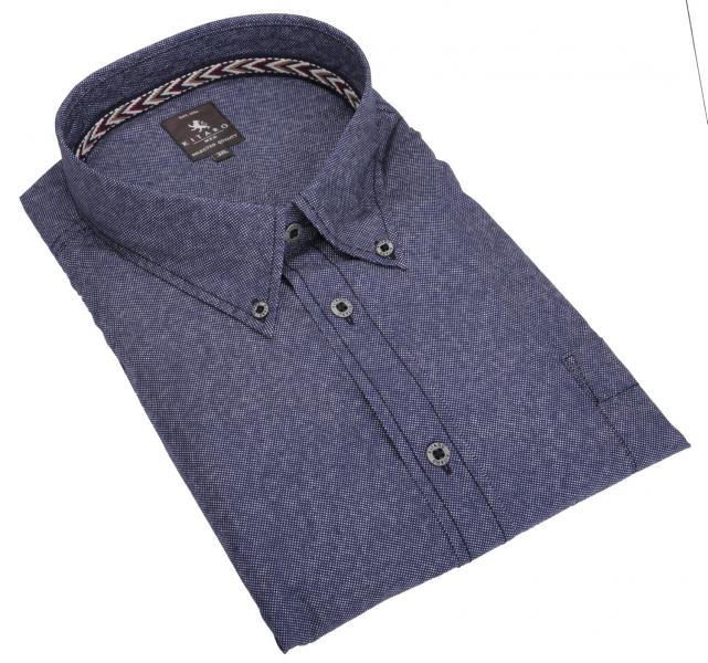 4XL - Chemise hiver Fashion bleu 3XL à 6XL pour Homme ...
