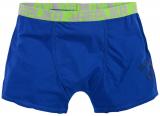 Boxer bleu 3XL à 8XL