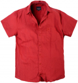 chemise-lin-manches-courtes-rouge-8xl-chemise-lin-manches-courtes-rouge-8xl