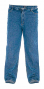 Jeans 5 poches bleu délavé Stretch - Longueur 30