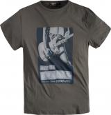 T-shirt Rock Ace of Spade courtes kaki 2XL à 8XL
