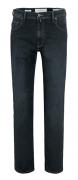 PIONIER jeans taille Konvex stretch noir délavé de 27K à 36K
