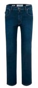 PIONIER jeans taille Konvex histretch bleu foncé délavé de 27K à 36K