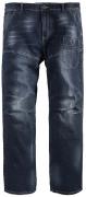 Replika jeans mode bleu foncé délavé de 40US à 56S