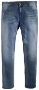 Replika jeans mode bleu clair délavé de 40US à 52S
