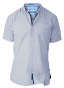 Chemise bleu clair de 2XL à 8XL