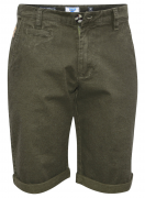 Short Chino stretch kaki clair de 42US à 56US