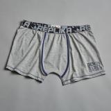 Boxer gris chiné 3XL à 8XL