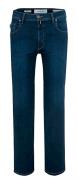 PIONIER Peter jeans taille Konvex stretch bleu foncé délavé de 27K à 36K