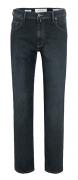 PIONIER Peter jeans taille Konvex stretch noir délavé de 27K à 36K