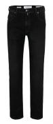 PIONIER Peter jeans taille Konvex stretch noir de 27K à 36K