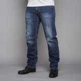 Replika jeans mode coupe Mick bleu délavé de 44US à 62S