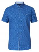 Chemise bleu de 3XL à 6XL