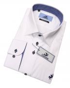 Chemise blanche manche longue de 2XL à 6XL