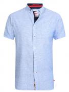 Chemise bleu clair de 3XL à 8XL
