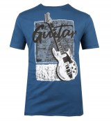 T-shirt manche courte bleu Poseidon 3XL à 8XL