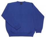 Pull bleu azur classique de 2XL à 8XL