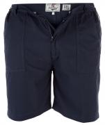 Short bleu marine de 1XL à 4XL