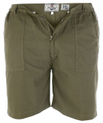Short kaki de 1XL à 4XL