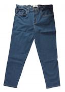 Maxfort jeans stretch bleu foncé délavé de 56EU à 70EU