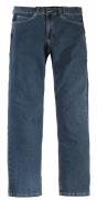 Jeans 5 poches bleu délavé de 36 à 66