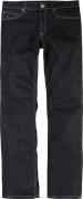 Jeans 5 poches noir délavé de 36 à 66