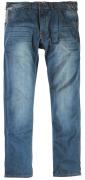 Replika jeans stretch bleu délavé de 36 à 70