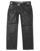 Replika jeans mode noir délavé de 54US à70US