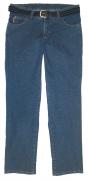PIONIER jeans taille Konvex bleu délavé de 24K à 36K