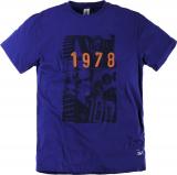 Tshirt imprimé bleu 2XL à 8XL