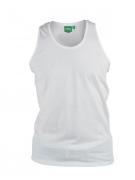 T-shirt sans manche blanc de 3XL à 6XL