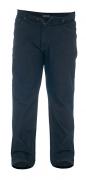 Jeans 5 poches noir délavé Confort