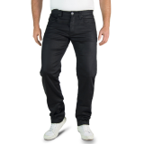 Cub jeans stretch noir huilé de 40US à 50US