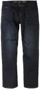 Replika jeans mode noir délavé de 58US à 60US