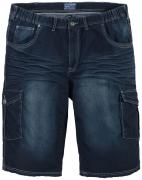 Replika Bermuda jeans bleu délavé de 3XL à 8XL