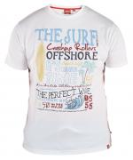 T-shirt manches courtes blanc de 3XL à 6XL